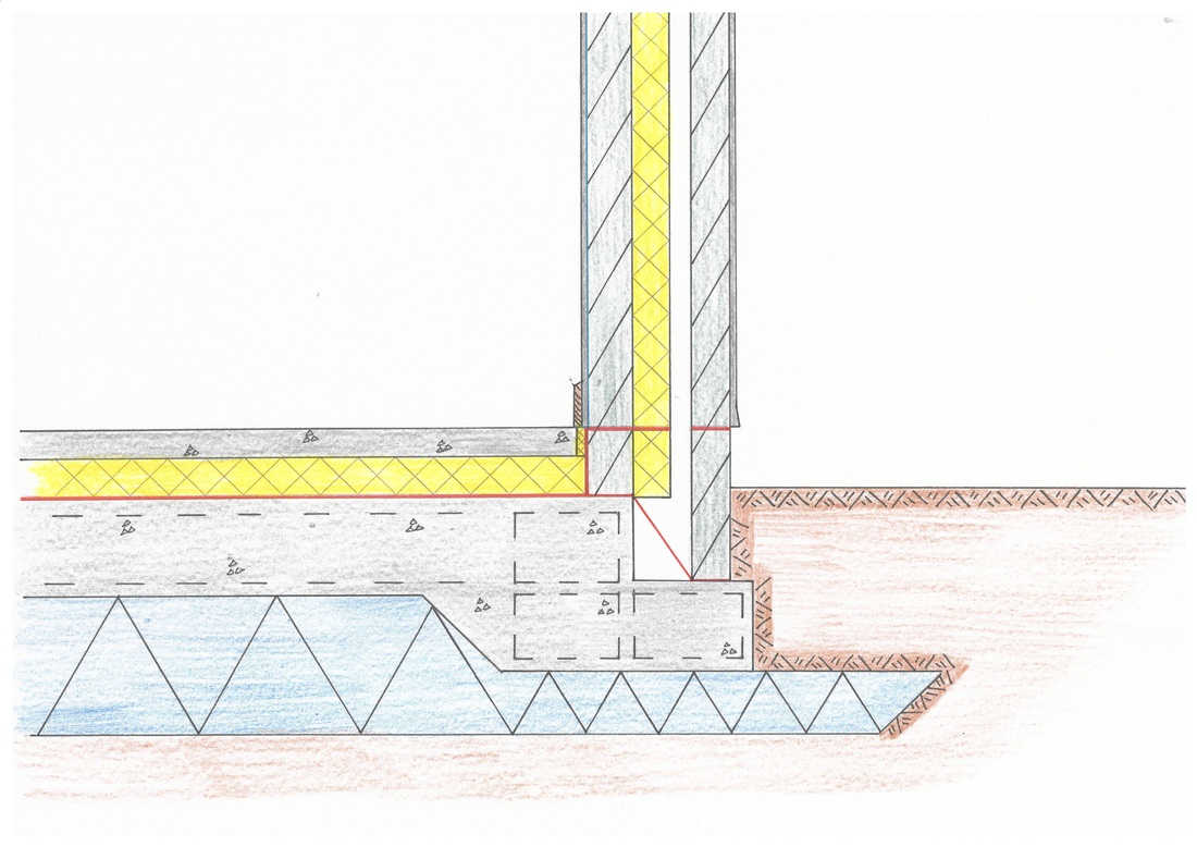 Pad Foundation Drawing Picture
